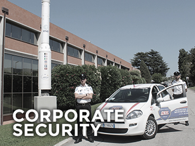 Corporate Security Vigilanza armata